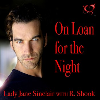 On Loan For The Night Audio Book Cover