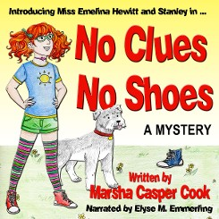 No Clues No Shoes Audiobook
