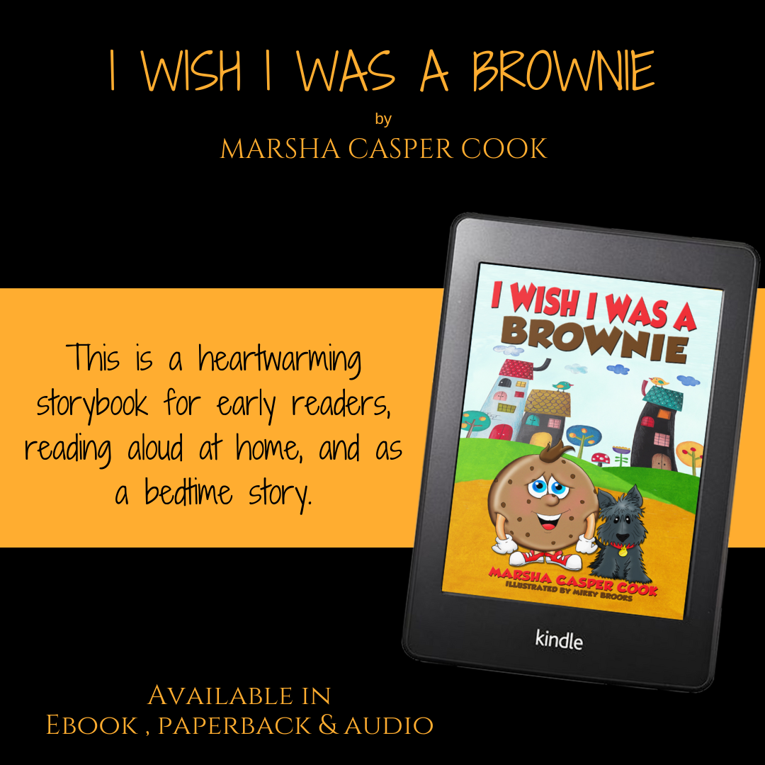 I Wish I Was A Brownie, Kindle