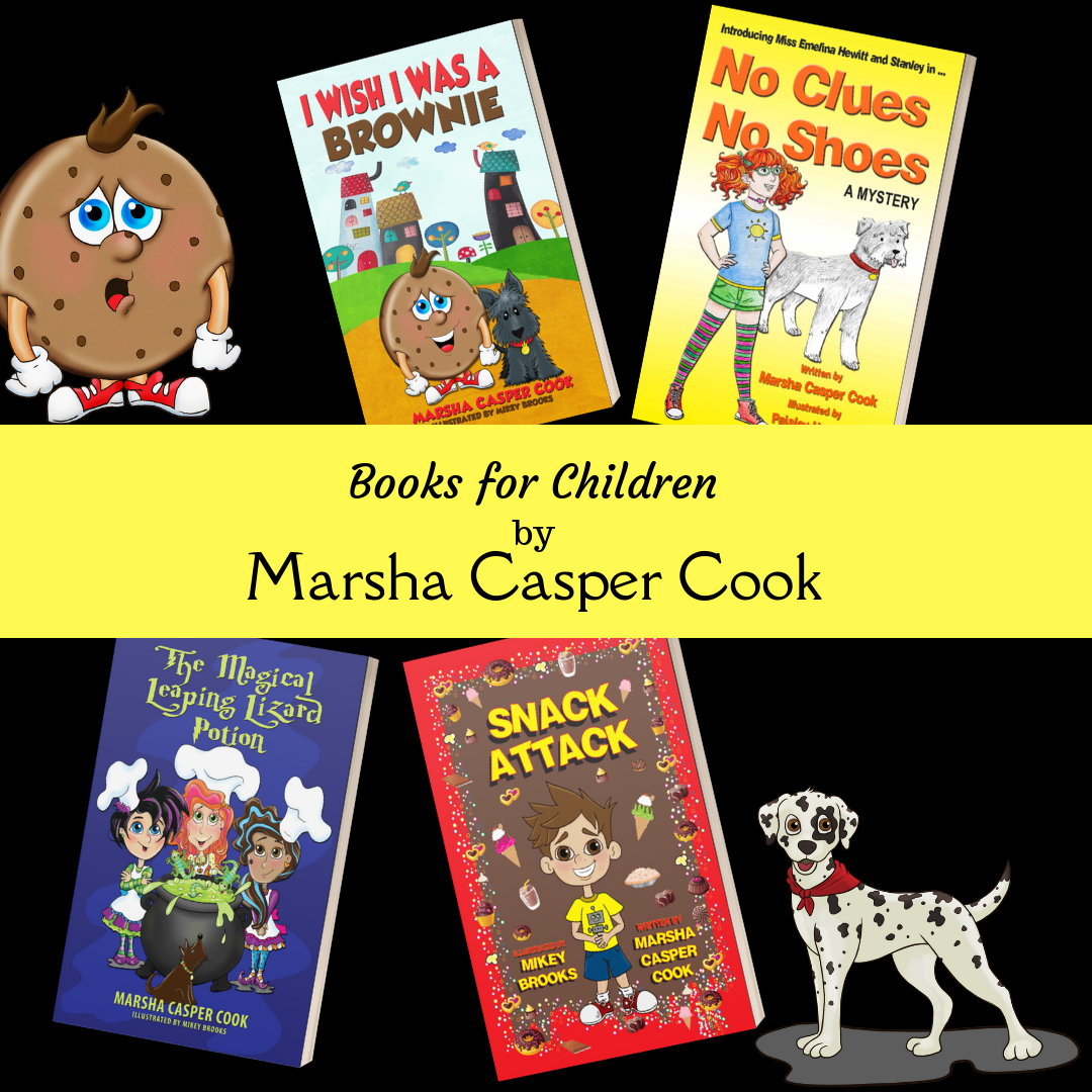 Books for Children By Marsha Cook