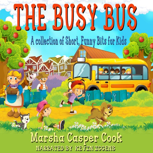The Busy Bus Audio Book